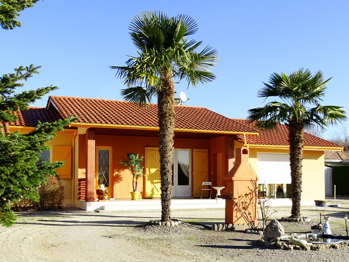 PeinturePavillons et Villas belin belliet