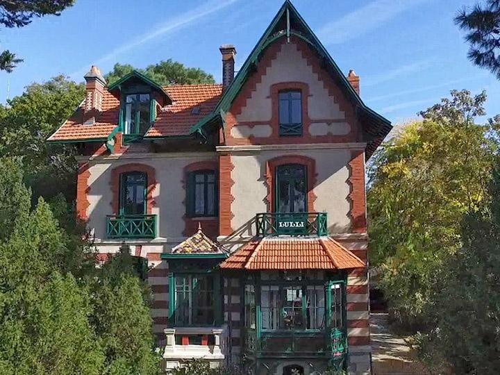 Ravalement des façadesd'une maison mios