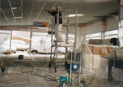 Travaux de peinture- Intérieurs le teich