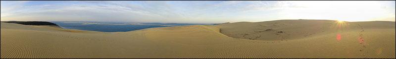 Site d'information tourisme et vacances au Pyla sur mer