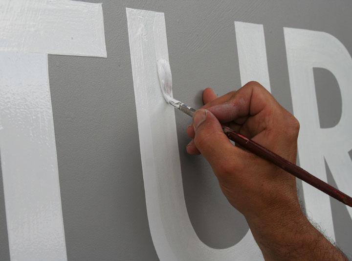 Entreprise professionnelle Artisan - Peintre - peinture intérieure